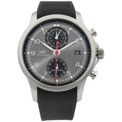 IWC Portugieser Yacht Club Anthracite Grey Dial Automatic Men's Watch IW390503