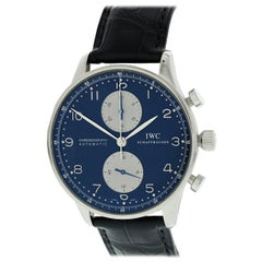 IWC Portuguese IW371447 Chronograph Men's Watch
