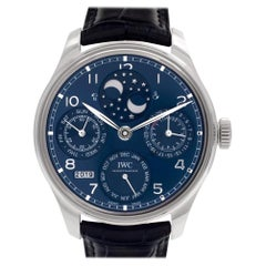 IWC Portuguese IW503401, Color Dial, Certified and Warranty