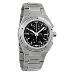 IWC, Ref. 3725 Ingenieur Chronograph, Steel International Watch Co