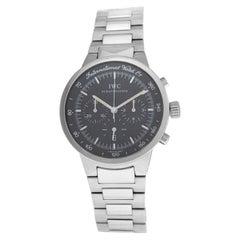 IWC Schaffhausen GST IW372702 Chronograph Date Stainless Steel Quartz Watch