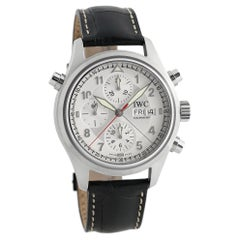 IWC Spitfire IW371343, Silver Dial, Certified and Warranty