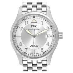 IWC Spitfire Pilot Mark XV Steel Men's Watch IW325505