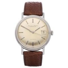 IWC Vintage C.8541 Men Stainless Steel Watch