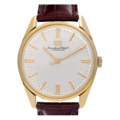 IWC Vintage Collection R810, Beige Dial, Certified and Warranty