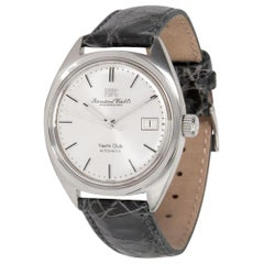 IWC Yacht Club R811 A, Silver Dial, Certified and Warranty