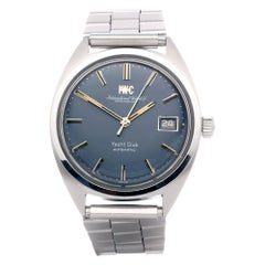 IWC Yacht Club Vintage R811 Men's Stainless Steel Watch