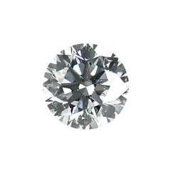 J. Birnbach Loose GIA Certified 3.25 Carat D SI1 Round Brilliant Cut Diamond