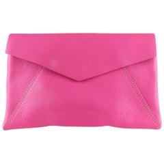 J. McLaughlin Oscar Envelope Clutch Pink