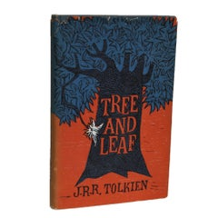 J. R. R. Tolkien's Tree and Leaf, 1965