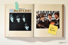 Beatles Book Original Oil Painting by J. Scott Nicol