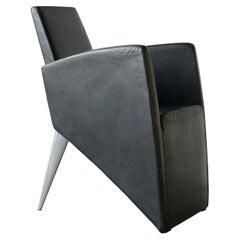 J Serie Lang Philippe Starck Chair Postmodern Minimal in Stock