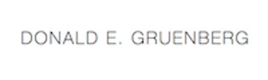 Donald E. Gruenberg