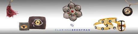 Clarissa Bronfman Jewelry