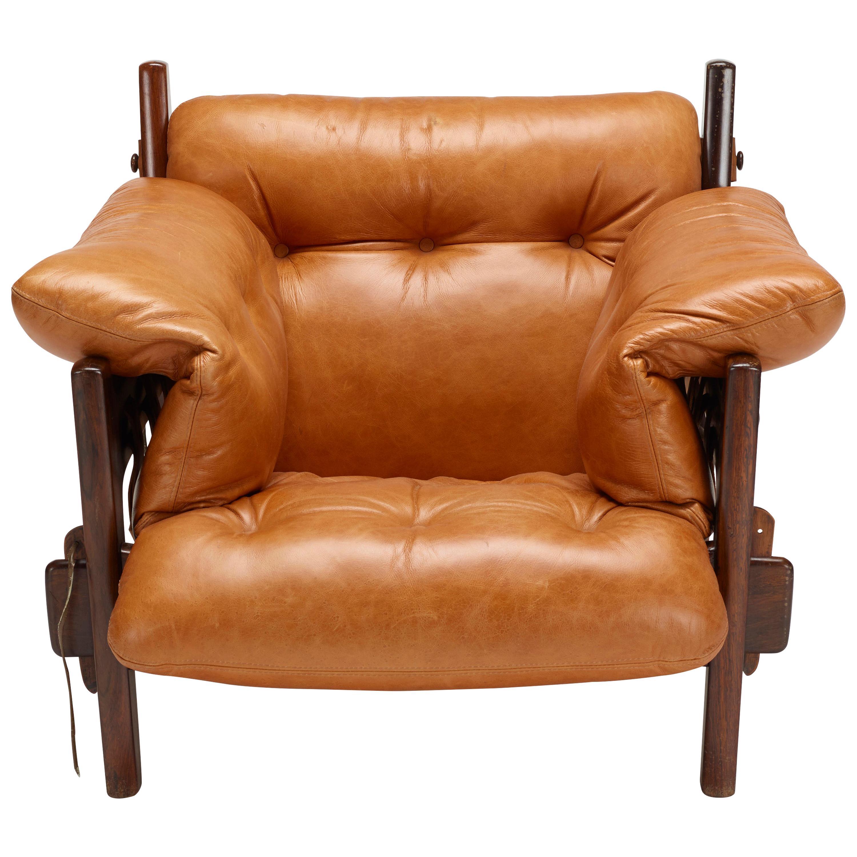 "Jacaranda ""Poltrona Moleca"" Mischevious Lounge Chair by Sergio Rodrigues"