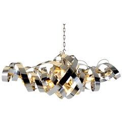 Jacco Maris LED Montone Oval Six Light Pendant