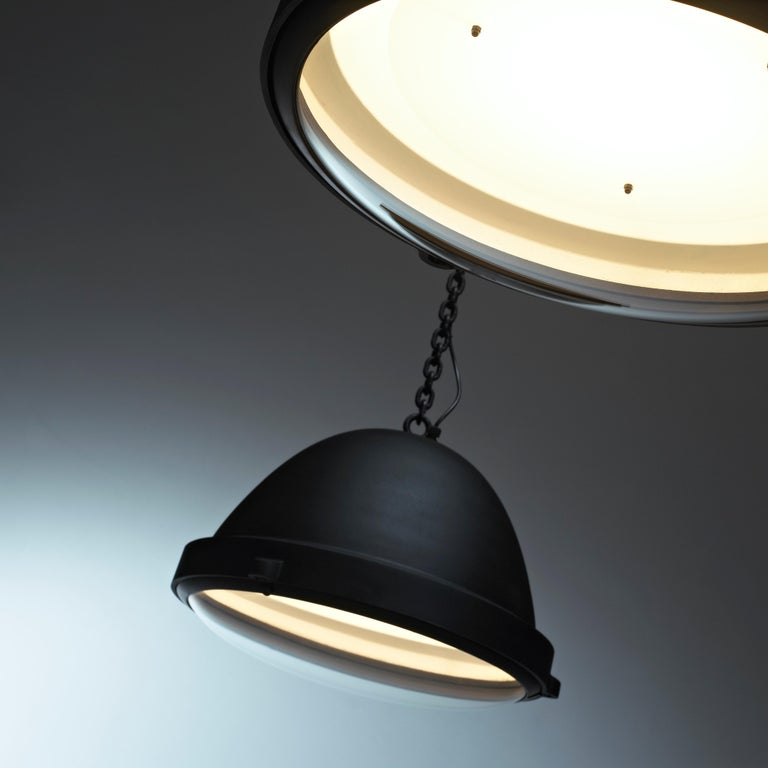 Jacco Maris LED Outsider Pendant Light In New Condition For Sale In Yonkers, NY