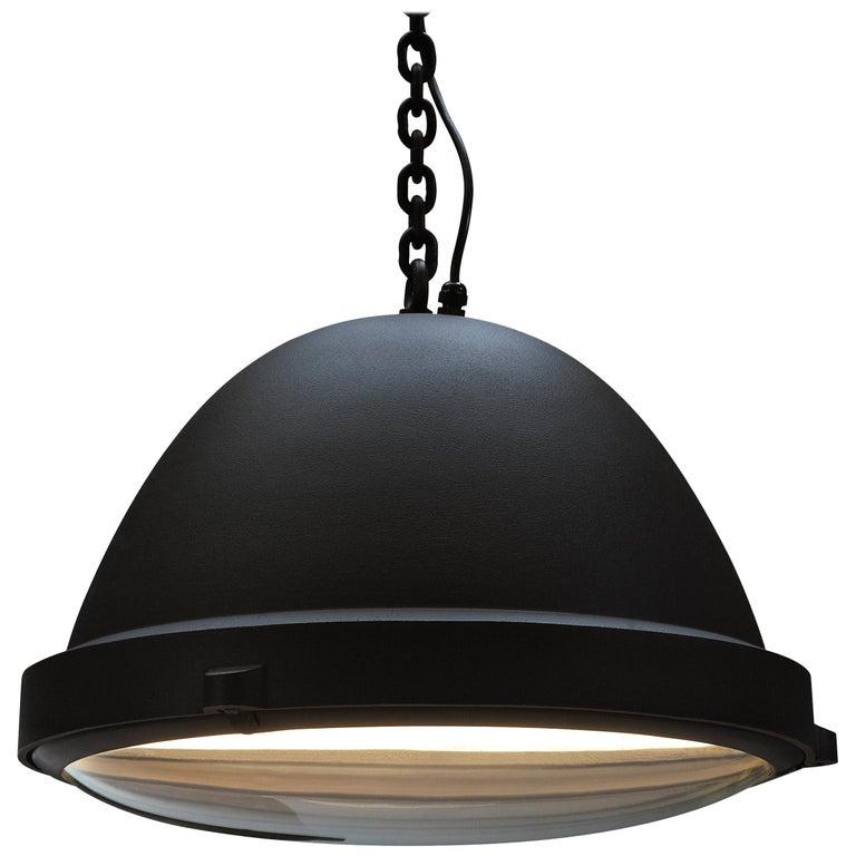 For Sale: Black Jacco Maris LED Outsider Pendant Light