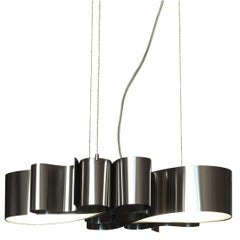 Jacco Maris Paraaf Pendant in Stainless Steel
