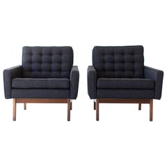 Jack Cartwright Lounge Chairs for Founders Furniture