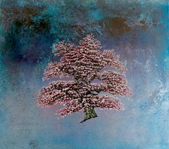 Andromeda - Contemporary Landscape Painting by Jack Frame