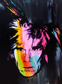 Andy Warhol Icon
