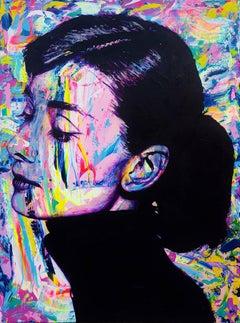 Audrey Hepburn Icon III