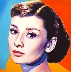 Audrey Hepburn Icon IV
