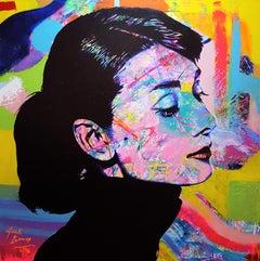 Audrey Hepburn Icon V