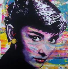 Audrey Hepburn Icon VII