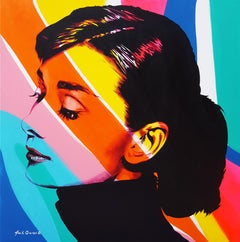 Audrey Hepburn Icon VIII