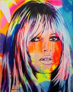 Brigitte Bardot Icon III