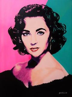 Elizabeth Taylor Icon V