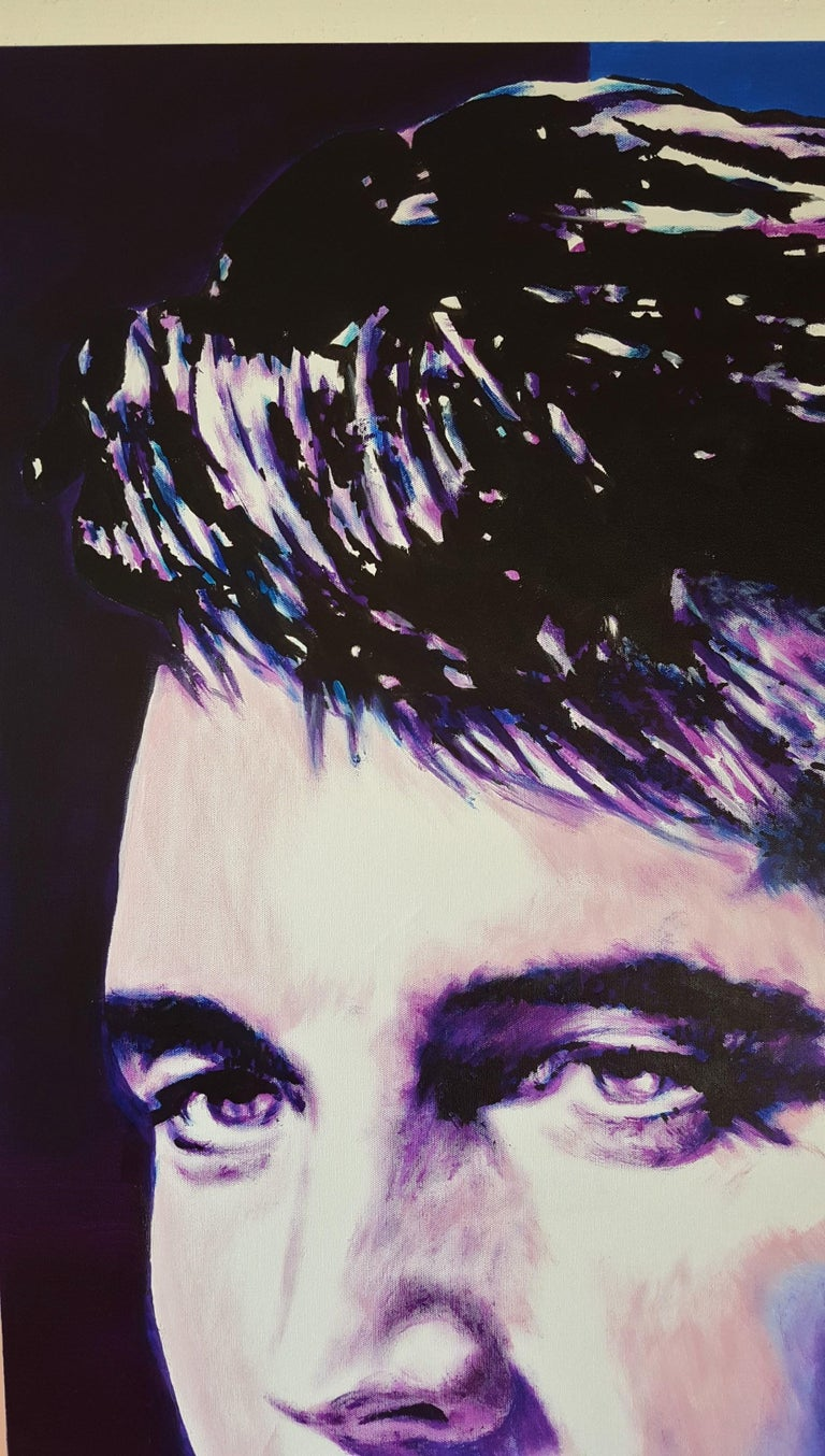 Elvis Presley Icon IV For Sale 1
