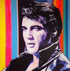 Elvis Presley Icon IV