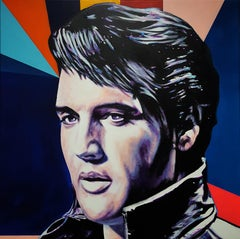 Elvis Presley Icon V