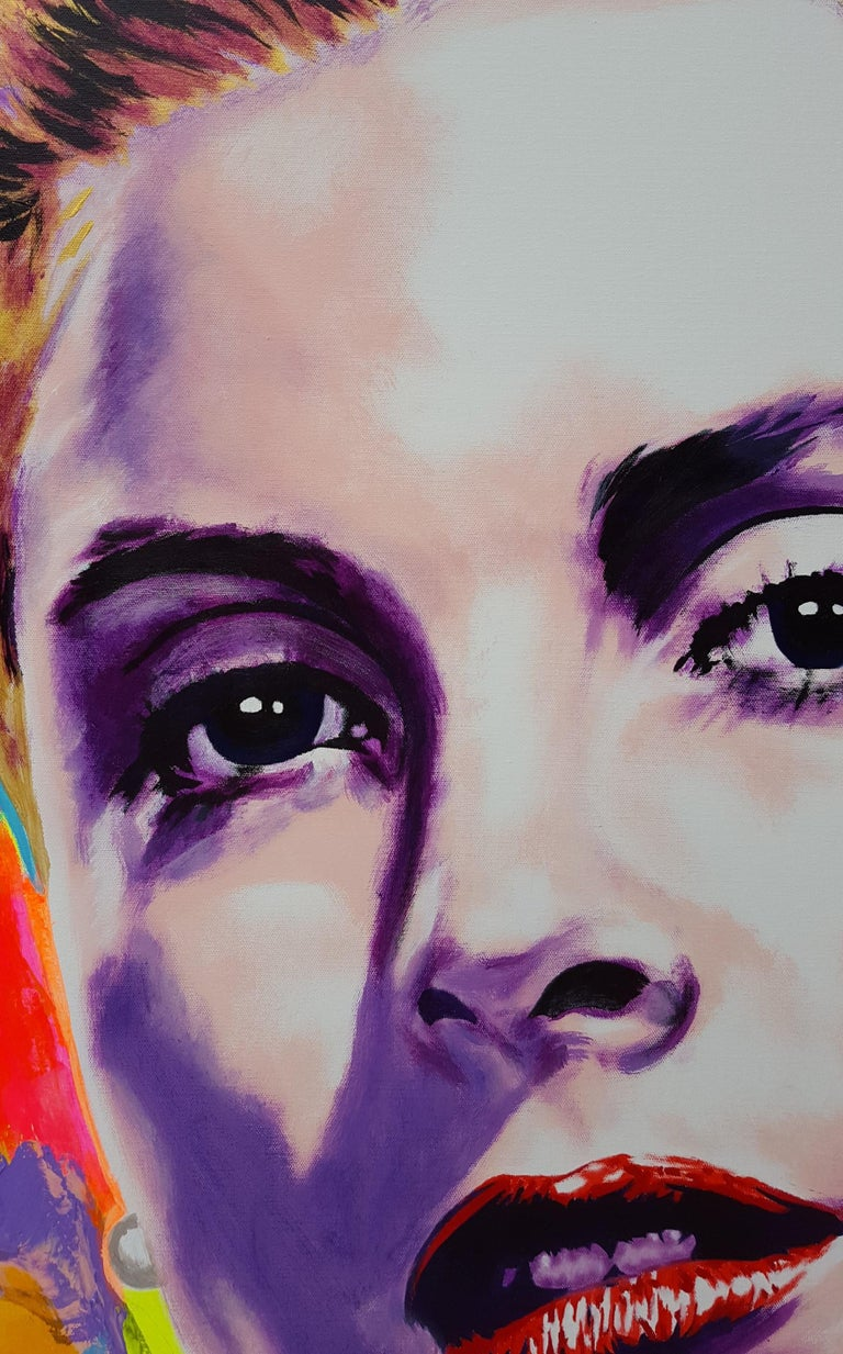 Grace Kelly Icon VI For Sale 2