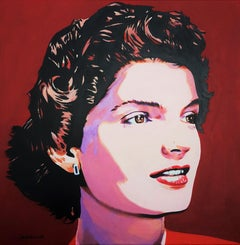 Jacqueline Kennedy Onassis Icon II