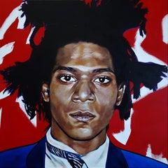 Jean-Michel Basquiat Icon