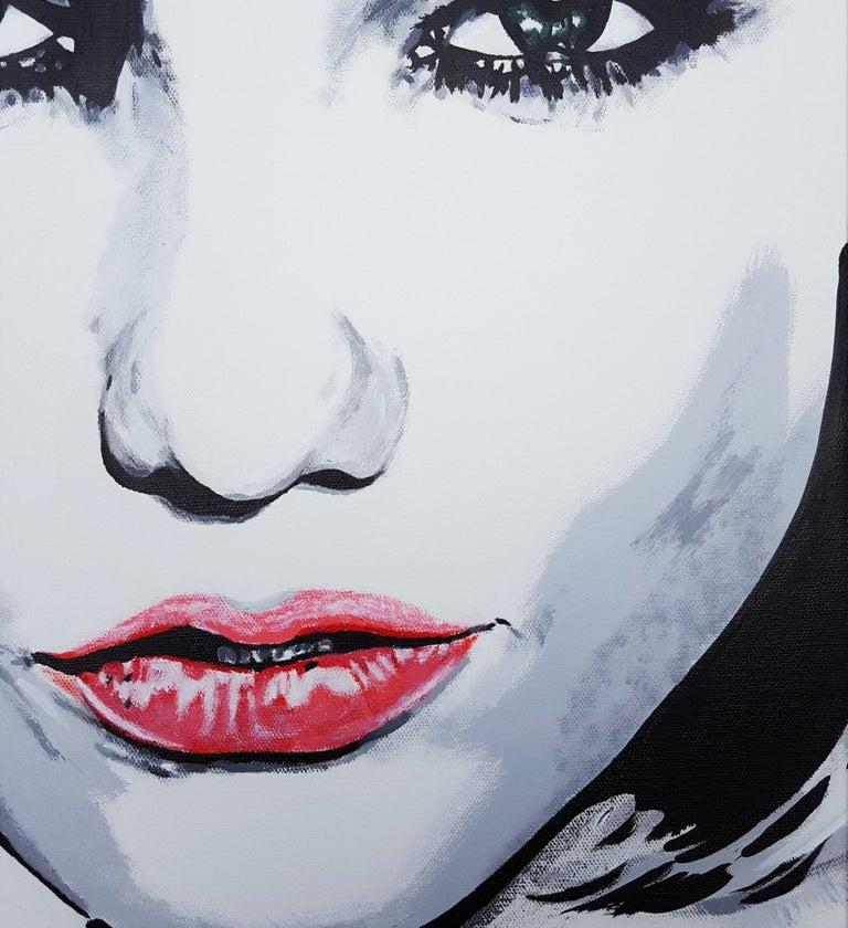 Karlie Kloss Icon III For Sale 5