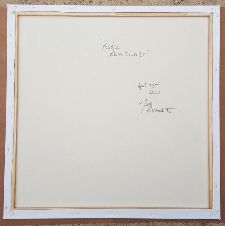 Karlie Kloss Icon III For Sale 7