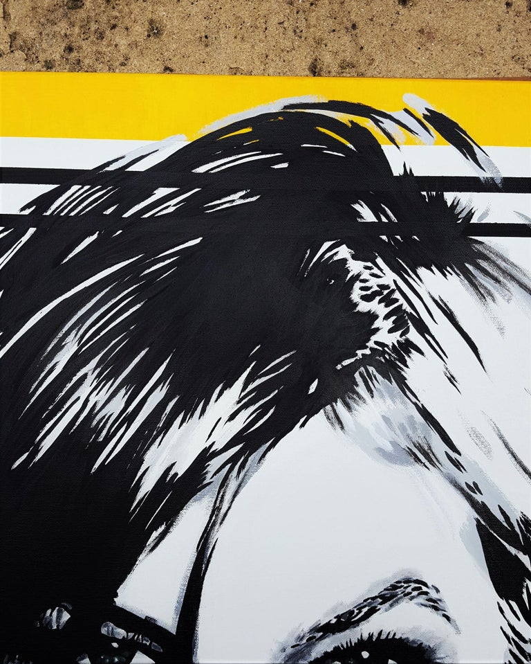 Karlie Kloss Icon III For Sale 1