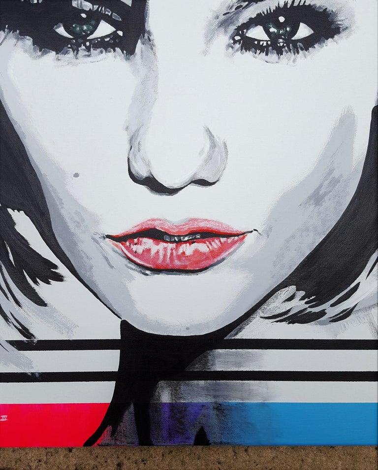 Karlie Kloss Icon III For Sale 2