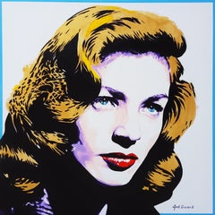 Lauren Bacall Icon III