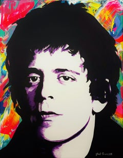 Lou Reed Icon