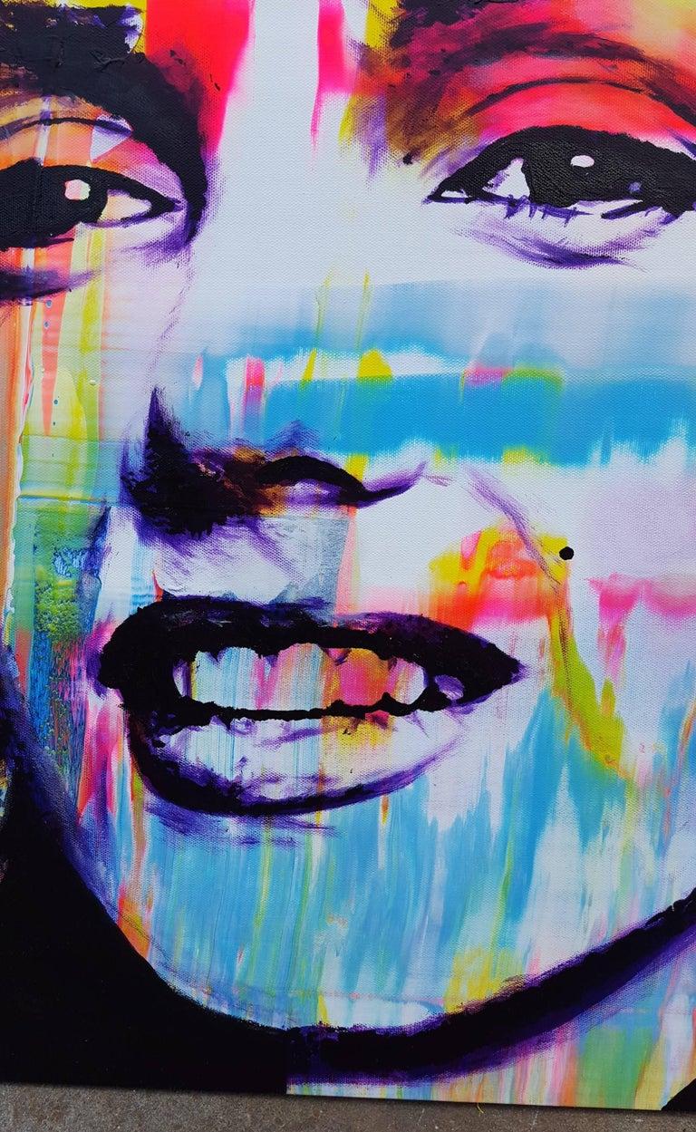 Marilyn Monroe Icon III For Sale 3