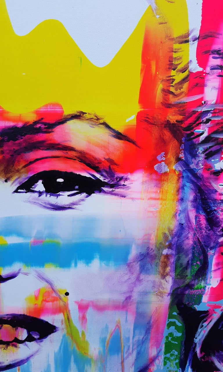 Marilyn Monroe Icon III For Sale 4
