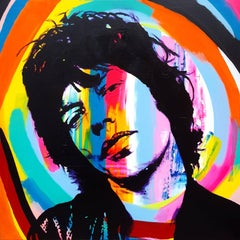 Mick Jagger Icon