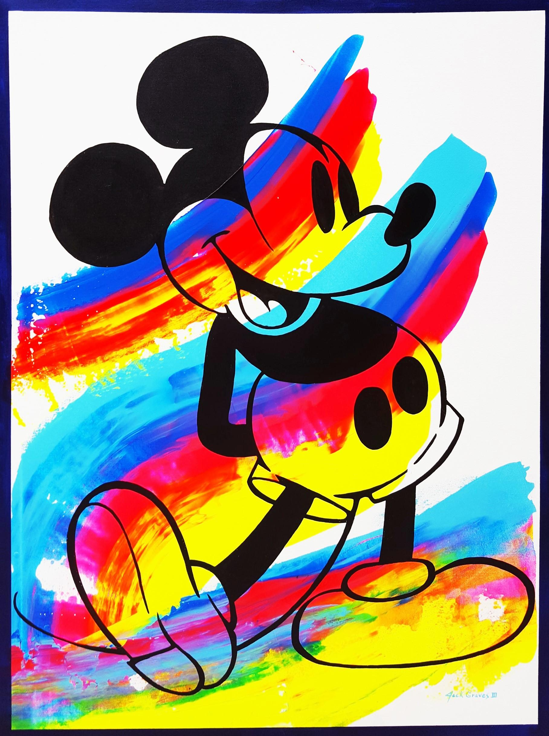 Mickey Mouse Icon IV