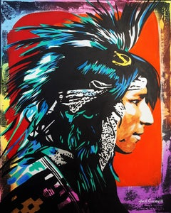 Native American Indian Icon